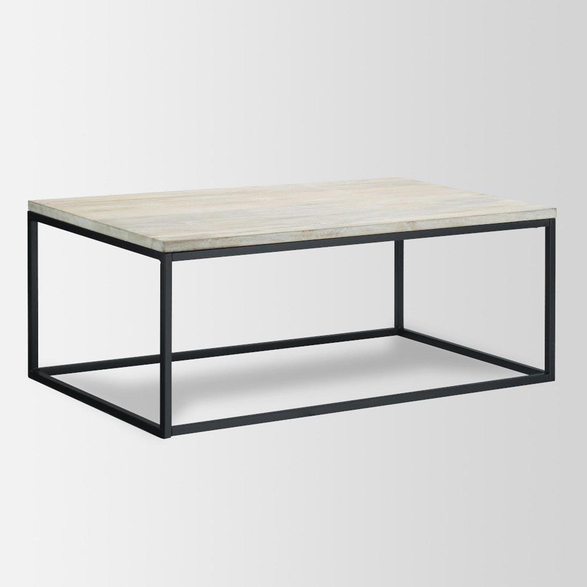 Steel Frame Coffee Table | Coffee Table Design Ideas