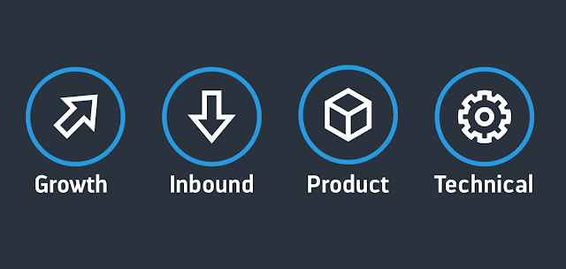 4 Kinds of Marketing: Growth, Inbound, Product and Technical