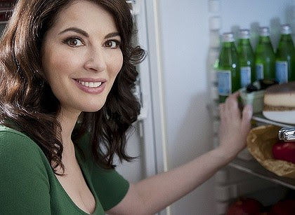 'A male province to be celebrated' ... Nigella Lawson.