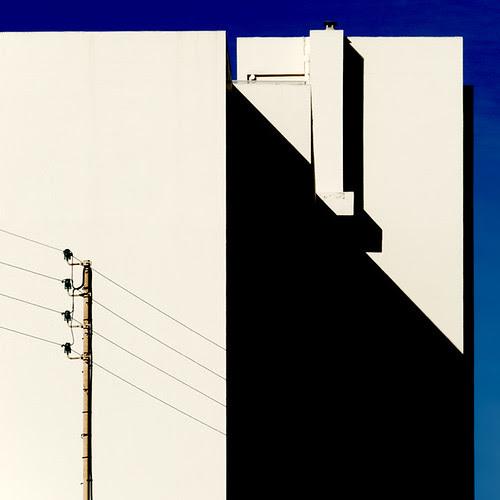Electricity, Juan-les-Pins, 2008 por Gianni Galassi