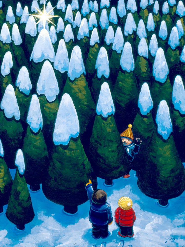 A Little Winter Magic by jasinski
