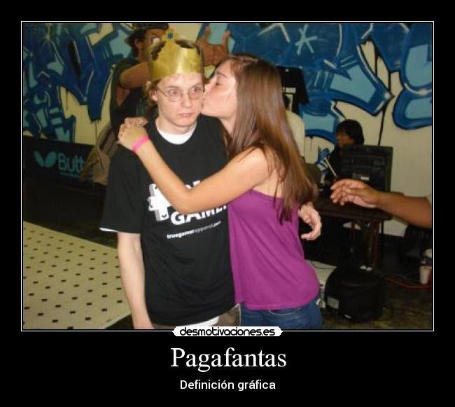 Pagafantas - Definición gráfica