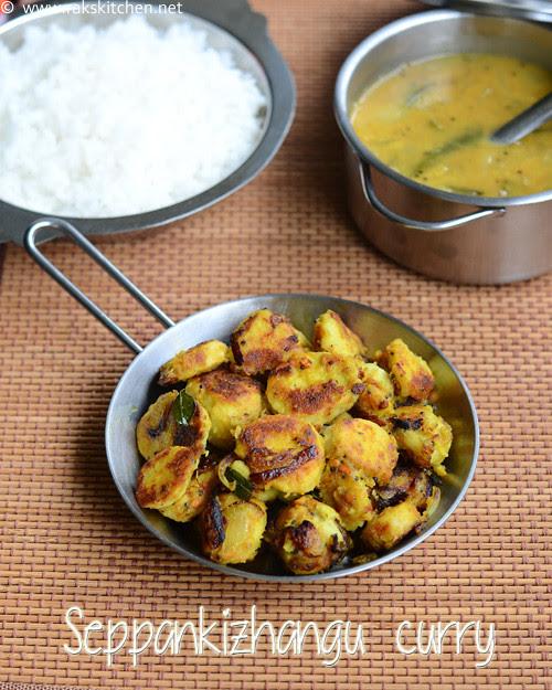 seppankizhangu-curry
