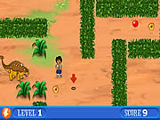 Jogar Diego dinosaur rescue Jogos