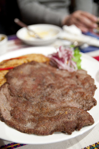 Bisteck Apanado, Miraflores, Shibuya