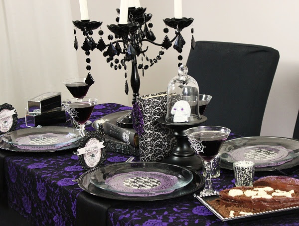 Chloes Inspiration Halloween Party Decor Celebrate Decorate