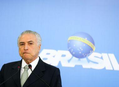 Michel Temer decide afastar vice-presidentes da Caixa por 15 dias