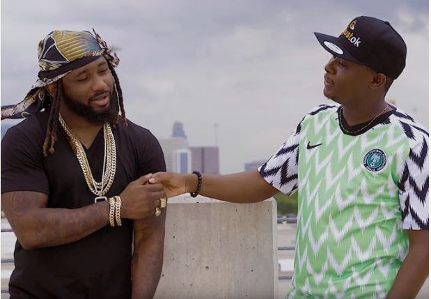 [Entertainment News] I Wrote Over 300 Songs In Jail - Davido's New Artiste, Saucekid