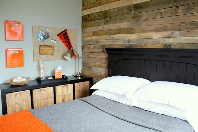Tween boys room