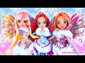 WINX CRYSTAL SIRENIX ❄️ Unboxing & Review Full Doll Collection