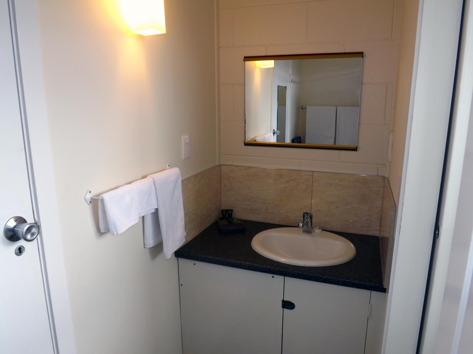 Self Contained Studio Whangarei Holiday Park Whangarei Central