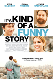Its Kind Of A Funny Story Film