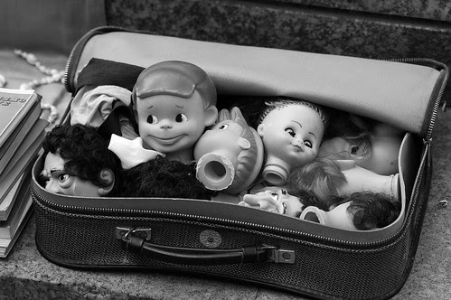 La maleta de Robespierre / Robespierre´s suitcase