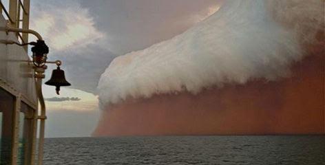 Tsunami de arena Australia