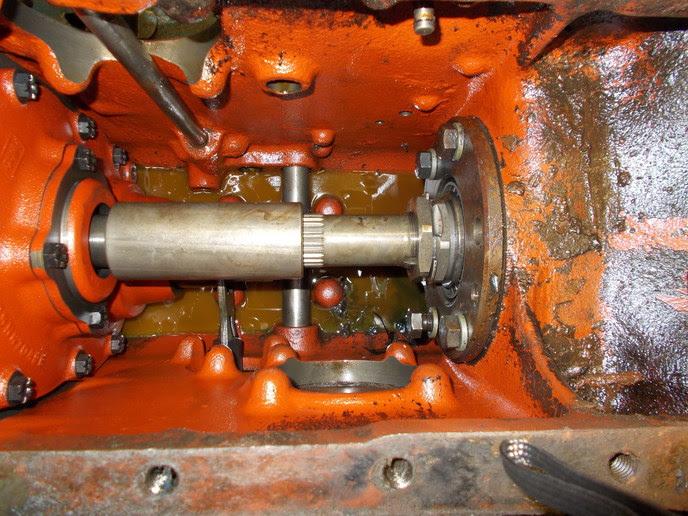 32 Ford 3000 Hydraulic Pump Diagram