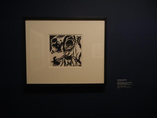DSCN7877 _ Motiv aus Improvisation 25 (Motif from Improvisation 25), 1911, Wassily Kandinsky (1866-1944), LACMA