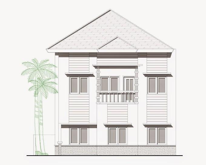 Rumah Minimalis Bagus Banget | Ide Rumah Minimalis