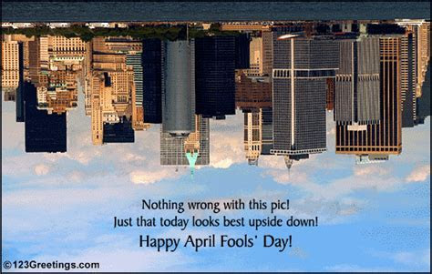 Picture Perfect April Fools' Day! Free Fun eCards