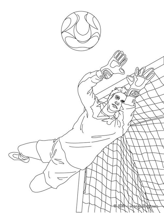 Dibujos De Futbol Para Colorear Pintar 139 Paginas De Futbol