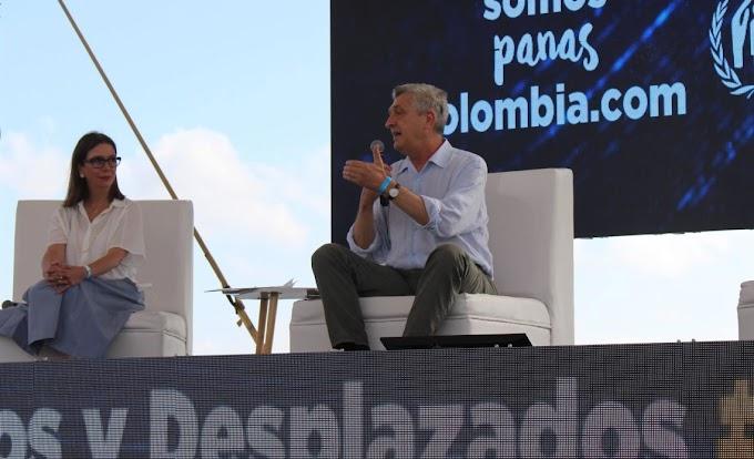"""ACNUR PIDE A LAS NACIONES DEL MUNDO """"NO CONSTRUIR MUROS"""" CONTRA LOS MIGRANTES"""