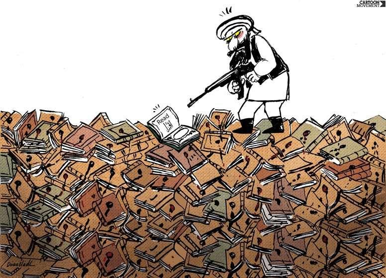 Выиграть войну знаний можно только одним способом – знать больше!