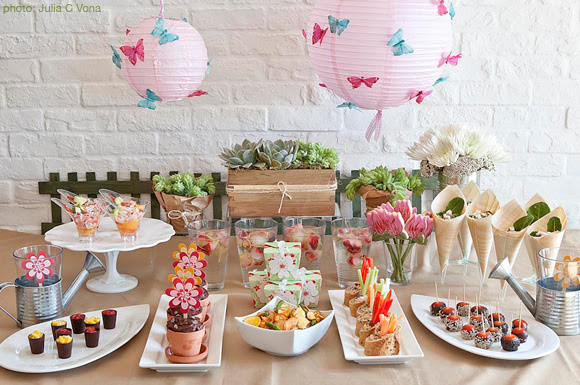 50 Stunning Sweet 16 Party Food Ideas