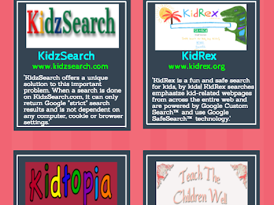 6 Popular Kids Friendly Search Engines