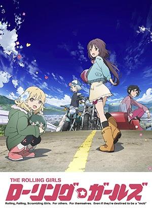 Rolling☆Girls [12/12] [HDL] [Sub Español] [MEGA]