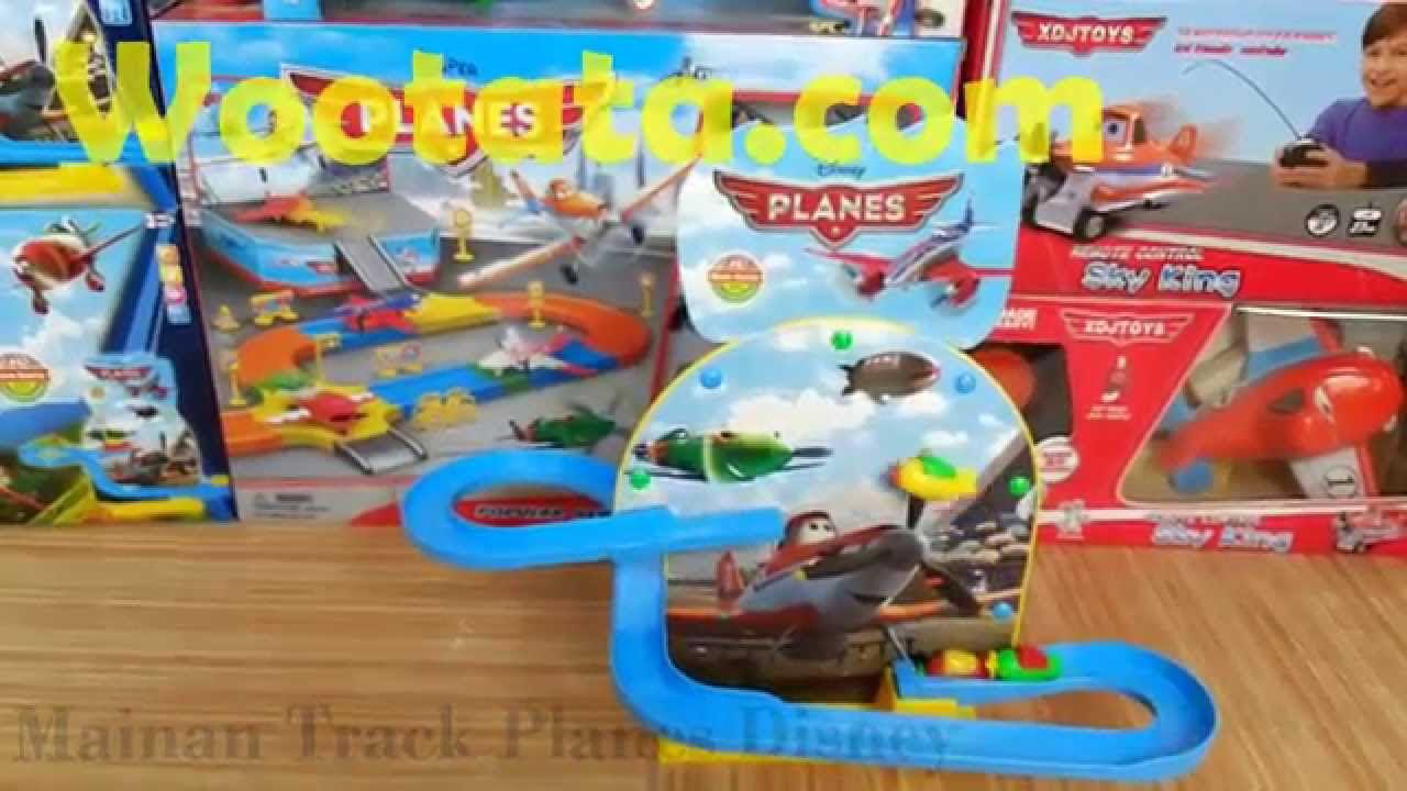 mainan anak laki murah track planes disney youtube