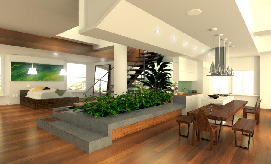 12 Interior Rumah Minimalis Tercantik