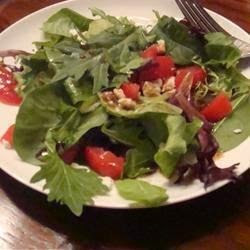 Salad – Mamas Balsamic Vinaigrette
