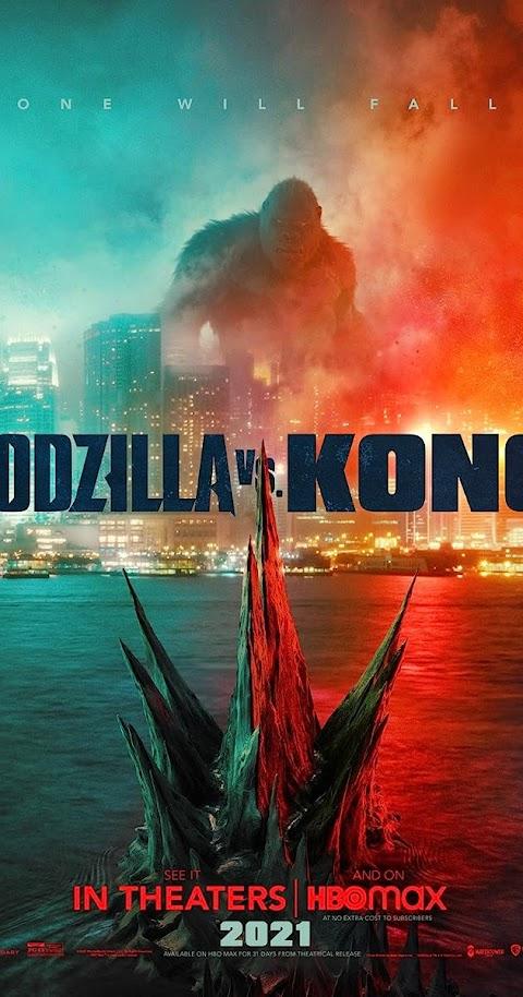Godzilla vs. Kong(2021) 480p 720p HDCAM Dual Audio (Hindi+English) Full Movie