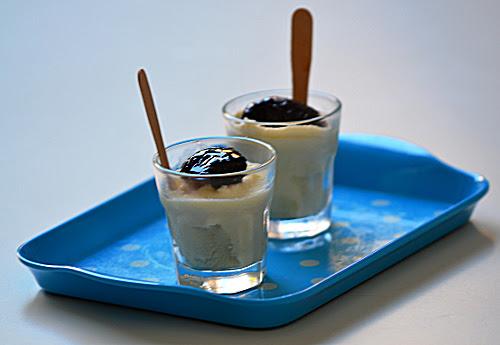 gelato al parmigiano