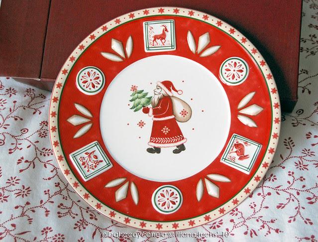 Beautiful cookie plate