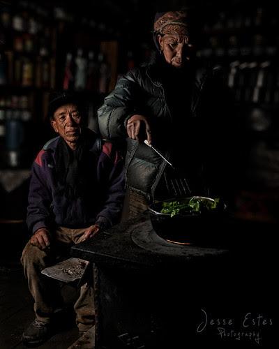 Sherpa living... por Jesse Estes