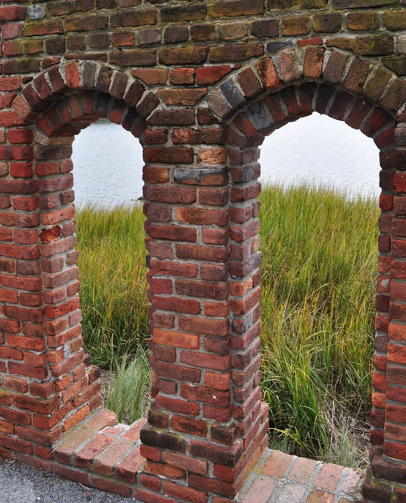 Archway and Wetland