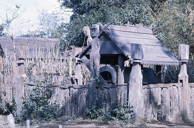French Legionnaire Cemetery-Kontum