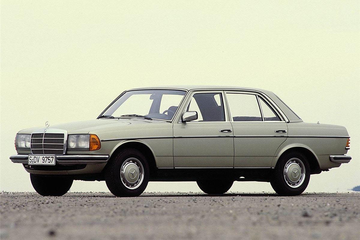 Mercedes-Benz E-Class (W123) - Classic Car Review | Honest ...