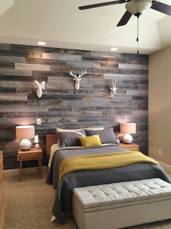 30 Wood Accent Walls To Make Every Space Cozier - DigsDigs