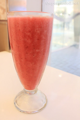 Strawberry Smoothie P165