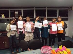 Projeto de menina de 11 anos motiva outras crianças em Petrópolis (Foto: Divulgação)