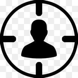Target PNG and PSD Free Download   Reticle Icon   Target PNG.