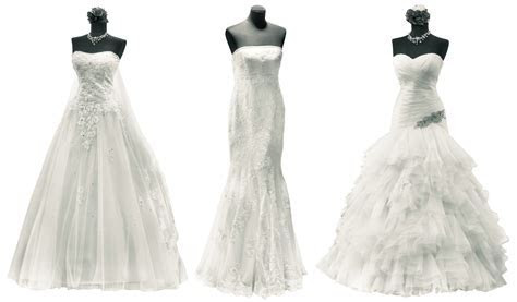How to pick a wedding gown that flatters your body shape