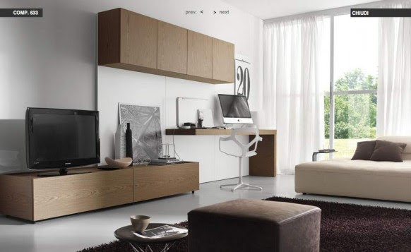 Modern Living Rooms from Tumidei pic 10
