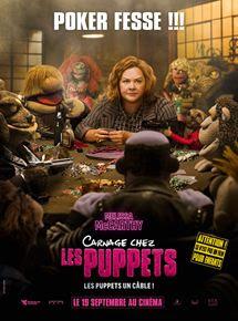 Bande-annonce Carnage chez les Puppets