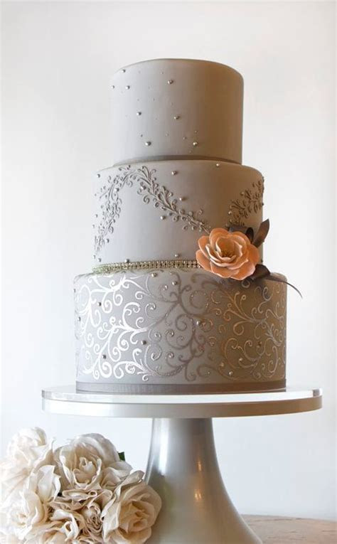 5 Grey Wedding Color Combos And 33 Examples   Weddingomania