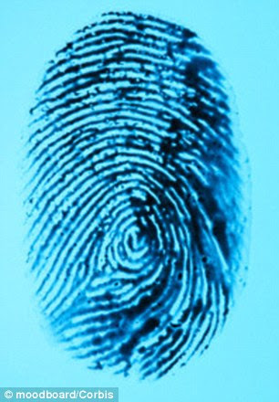 Hackers have used photos to recreate the fingerprint (stock image) of a German politician