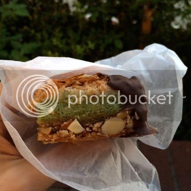 Mortensens Bakery-Pistachio Cake