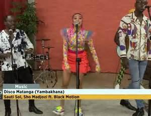 video sauti sol disco matanga yambakhana ft