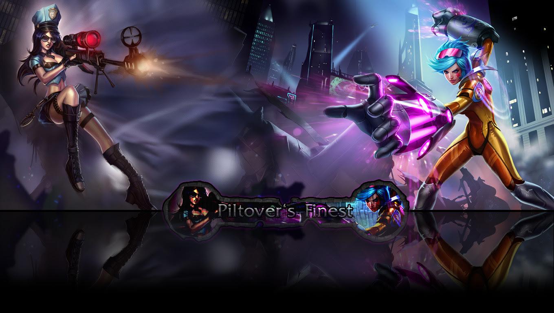 Vi League Of Legends Wallpapers